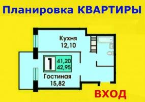 Квартиры Первичный рынок,2123